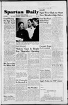 Spartan Daily, April 25, 1951 by San Jose State University, School of Journalism and Mass Communications