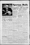 Spartan Daily, April 26, 1951 by San Jose State University, School of Journalism and Mass Communications