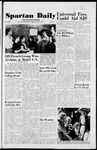 Spartan Daily, May 1, 1951 by San Jose State University, School of Journalism and Mass Communications