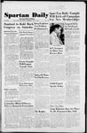Spartan Daily, May 2, 1951 by San Jose State University, School of Journalism and Mass Communications