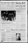 Spartan Daily, May 7, 1951