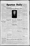 Spartan Daily, May 8, 1951