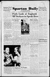 Spartan Daily, May 14, 1951