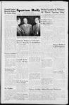 Spartan Daily, May 18, 1951