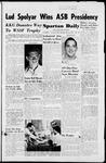 Spartan Daily, May 21, 1951