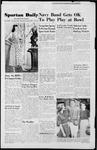 Spartan Daily, May 23, 1951