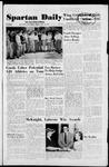 Spartan Daily, May 25, 1951