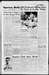 Spartan Daily, June 1, 1951