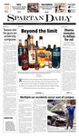 Spartan Daily May 10, 2011 by San Jose State University, School of Journalism and Mass Communications