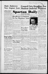 Spartan Daily, September 28, 1951 by San Jose State University, School of Journalism and Mass Communications