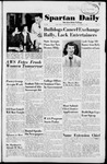 Spartan Daily, October 2, 1951 by San Jose State University, School of Journalism and Mass Communications