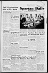 Spartan Daily, October 3, 1951 by San Jose State University, School of Journalism and Mass Communications