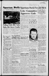 Spartan Daily, October 8, 1951 by San Jose State University, School of Journalism and Mass Communications