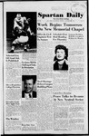 Spartan Daily, October 9, 1951 by San Jose State University, School of Journalism and Mass Communications