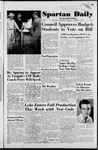 Spartan Daily, October 11, 1951 by San Jose State University, School of Journalism and Mass Communications