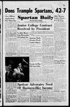 Spartan Daily, October 15, 1951 by San Jose State University, School of Journalism and Mass Communications