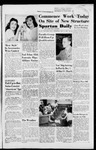 Spartan Daily, October 17, 1951 by San Jose State University, School of Journalism and Mass Communications