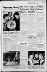 Spartan Daily, October 18, 1951 by San Jose State University, School of Journalism and Mass Communications