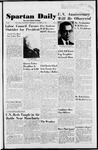 Spartan Daily, October 24, 1951 by San Jose State University, School of Journalism and Mass Communications