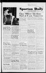 Spartan Daily, October 25, 1951 by San Jose State University, School of Journalism and Mass Communications