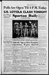 Spartan Daily, October 26, 1951 by San Jose State University, School of Journalism and Mass Communications