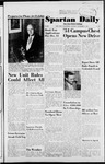 Spartan Daily, November 5, 1951 by San Jose State University, School of Journalism and Mass Communications