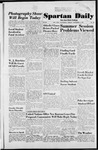 Spartan Daily, November 6, 1951 by San Jose State University, School of Journalism and Mass Communications