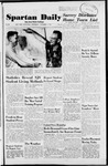 Spartan Daily, November 7, 1951 by San Jose State University, School of Journalism and Mass Communications