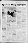Spartan Daily, November 8, 1951 by San Jose State University, School of Journalism and Mass Communications