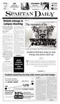 Spartan Daily May 16, 2011