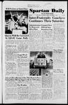 Spartan Daily, November 9, 1951