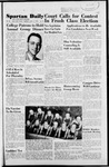 Spartan Daily, November 13, 1951 by San Jose State University, School of Journalism and Mass Communications