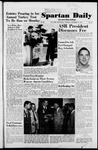 Spartan Daily, November 15, 1951 by San Jose State University, School of Journalism and Mass Communications