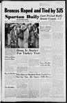 Spartan Daily, November 19, 1951 by San Jose State University, School of Journalism and Mass Communications