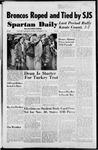 Spartan Daily, November 19, 1951