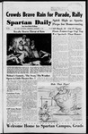 Spartan Daily, November 21, 1951 by San Jose State University, School of Journalism and Mass Communications