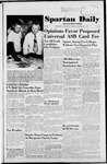 Spartan Daily, November 27, 1951 by San Jose State University, School of Journalism and Mass Communications