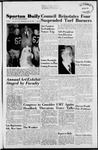 Spartan Daily, November 28, 1951 by San Jose State University, School of Journalism and Mass Communications