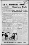Spartan Daily, November 30, 1951 by San Jose State University, School of Journalism and Mass Communications