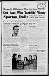 Spartan Daily, December 3, 1951 by San Jose State University, School of Journalism and Mass Communications