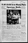 Spartan Daily, December 10, 1951 by San Jose State University, School of Journalism and Mass Communications
