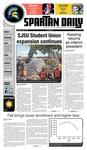 Spartan Daily August 25, 2010