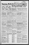 Spartan Daily, December 13, 1951 by San Jose State University, School of Journalism and Mass Communications