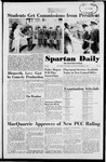 Spartan Daily, December 17, 1951 by San Jose State University, School of Journalism and Mass Communications