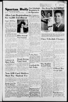 Spartan Daily, December 31, 1951 by San Jose State University, School of Journalism and Mass Communications