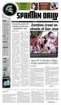 Spartan Daily August 30, 2010