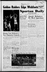 Spartan Daily, January 4, 1952 by San Jose State University, School of Journalism and Mass Communications