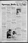 Spartan Daily, January 8, 1952 by San Jose State University, School of Journalism and Mass Communications