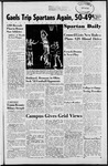 Spartan Daily, January 10, 1952 by San Jose State University, School of Journalism and Mass Communications