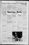 Spartan Daily, January 11, 1952 by San Jose State University, School of Journalism and Mass Communications